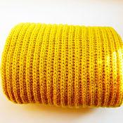 Аксессуары ручной работы. Ярмарка Мастеров - ручная работа шарф вязанный мужской. Handmade.