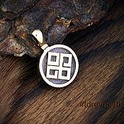 Русский стиль handmade. Livemaster - original item Dazhbog Slavic amulets talismans amulets. Handmade.