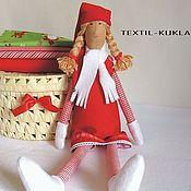 Куклы и игрушки handmade. Livemaster - original item Homochka-elf: reindeer doll for Christmas and New Year. Handmade.