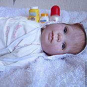 Куклы и игрушки ручной работы. Ярмарка Мастеров - ручная работа Кукла реборн Blaze от Donna RuBert. Handmade.