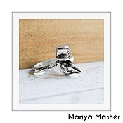 Украшения handmade. Livemaster - original item Silver steampunk ring HEALER of the PLAGUE. Handmade.