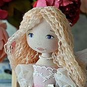 Куклы и игрушки ручной работы. Ярмарка Мастеров - ручная работа Маленькая волшебница. Handmade.