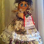 Русский стиль ручной работы. Ярмарка Мастеров - ручная работа кукла на чайник. Handmade.