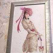 Картины и панно ручной работы. Ярмарка Мастеров - ручная работа Красавица. Handmade.