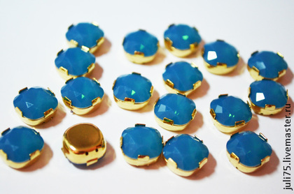 № 394 caribbean bleu opal