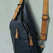 Сумки и аксессуары handmade. Livemaster - original item Bag - backpack. M0081.  Leather. Handmade. Alia Svalia. Handmade.