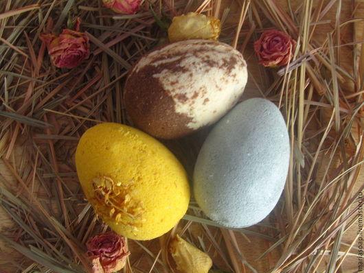 """Бомбы для ванны ручной работы. Ярмарка Мастеров - ручная работа. Купить Бомбочка для ванны """"Пасхальное яйцо"""". Handmade. Разноцветный"""