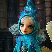 Куклы и игрушки handmade. Livemaster - original item OOAK. Articulated doll, Floksi. Home gnome.. Handmade.