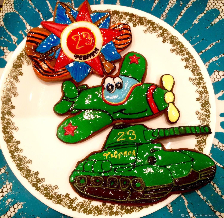 Квиллинг танка открытка
