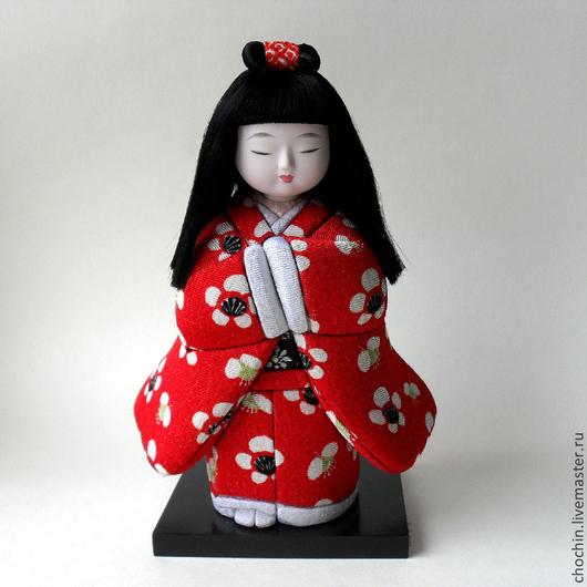 коллекционные японские куклы купить коллекционные куклы магазин коллекционные куклы ручной работы в москве kimekomi кимэкоми кимекоми куклы дети японская девочка кукла японка chochin Мария Ильницкая