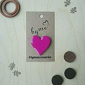 Украшения handmade. Livemaster - original item Icon wooden