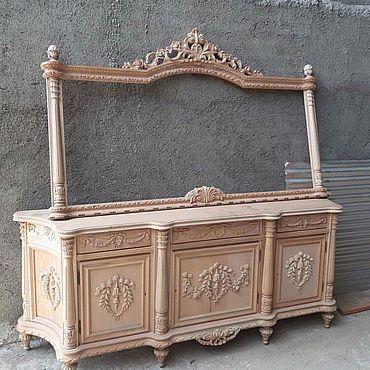 Мебель ручной работы. Ярмарка Мастеров - ручная работа Туалетный столик. Handmade.