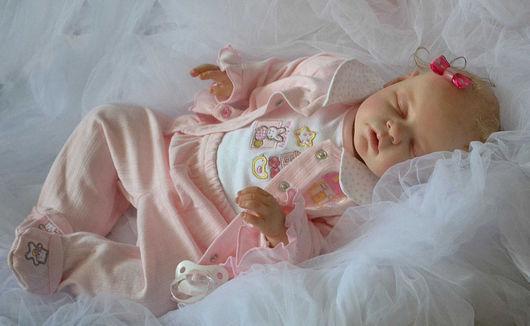 Куклы-младенцы и reborn ручной работы. Ярмарка Мастеров - ручная работа. Купить АЛИСА кукла реборн !!. Handmade.