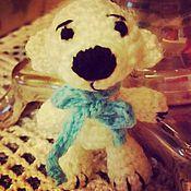 Куклы и игрушки ручной работы. Ярмарка Мастеров - ручная работа Мишка малютка. Handmade.