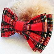 Аксессуары handmade. Livemaster - original item Tie Tartan. Handmade.