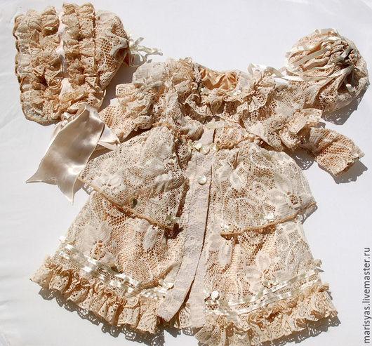Одежда для кукол ручной работы. Ярмарка Мастеров - ручная работа. Купить Пошив одежды для мишек и кукол. Цена за комплект. Handmade.
