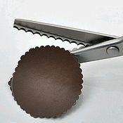 Ножницы фигурные волна 5 мм  для ткани