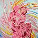 """Абстракция ручной работы. Ярмарка Мастеров - ручная работа. Купить Картина """"Танец любви"""". Handmade. Комбинированный, пара, влюбленные"""