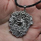 Фен-шуй и эзотерика handmade. Livemaster - original item Slavic charm World tree. Handmade.