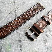 Watch Straps handmade. Livemaster - original item Watchband.. Handmade.