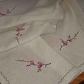 Для дома и интерьера handmade. Livemaster - original item Tablecloth linen