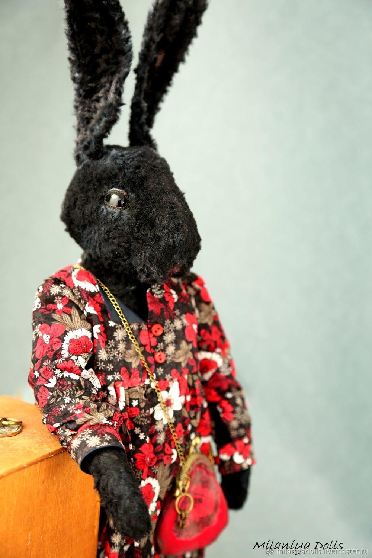 Teddy rabbit Vivien, Teddy Toys, Vladikavkaz,  Фото №1