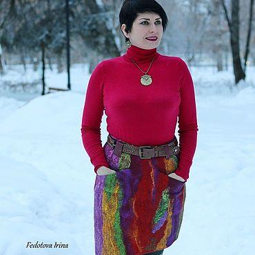 """Одежда ручной работы. Ярмарка Мастеров - ручная работа Юбка """"Венгрия"""". Handmade."""