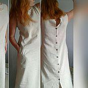 Одежда ручной работы. Ярмарка Мастеров - ручная работа Домашнее платье. Handmade.