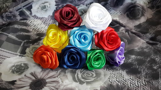 Заколки ручной работы. Ярмарка Мастеров - ручная работа. Купить шпильки для волос  розы. Handmade. Комбинированный, шпильки для волос