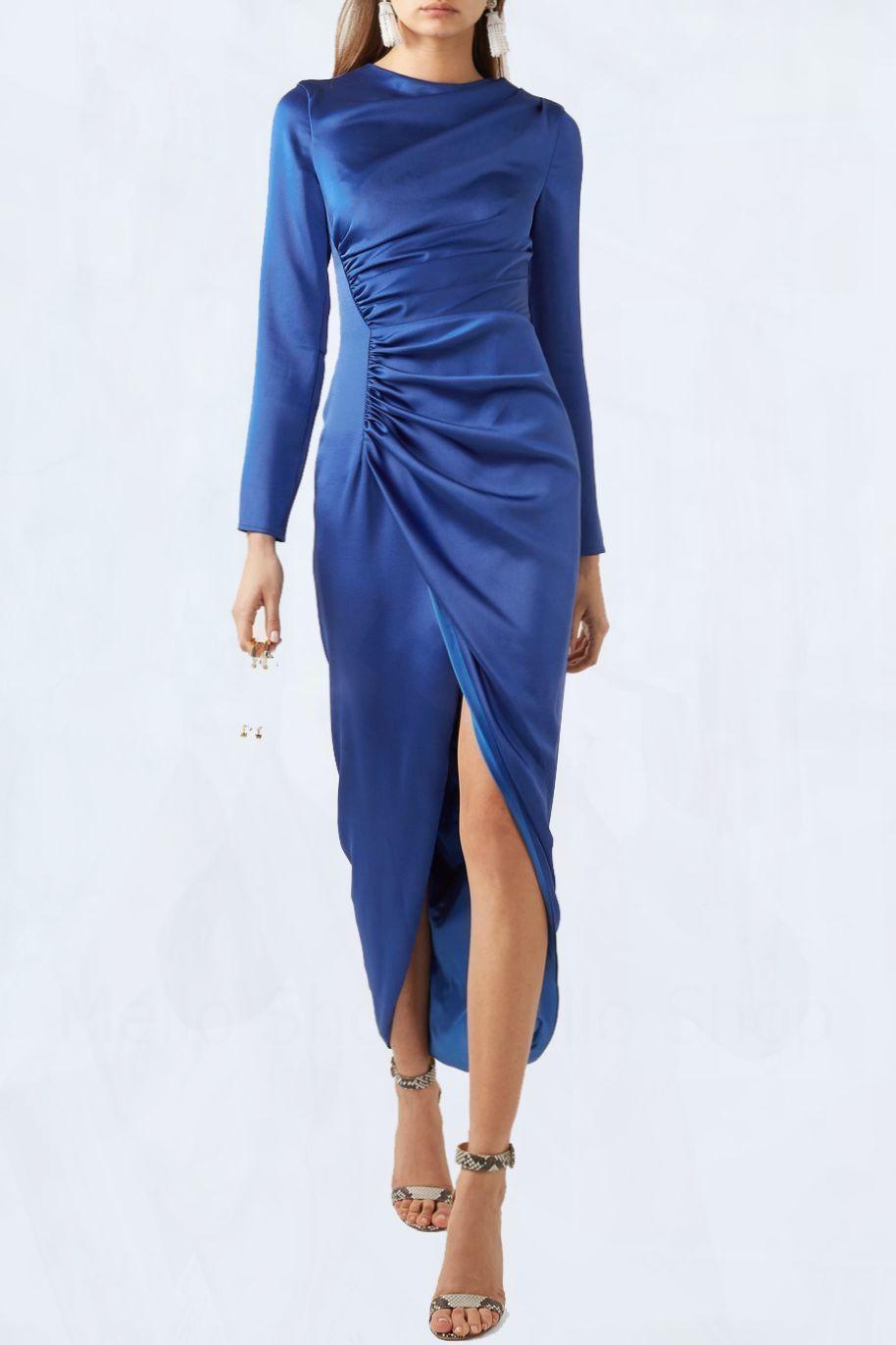 Платья ручной работы. Ярмарка Мастеров - ручная работа. Купить Красивое вечерне платье на работу, и на вечернее событие. Handmade. Платье