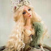 Куклы и игрушки ручной работы. Ярмарка Мастеров - ручная работа Авторская кукла Элис. Handmade.