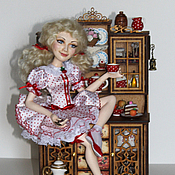 Куклы и игрушки ручной работы. Ярмарка Мастеров - ручная работа Бабушкин буфет. Handmade.