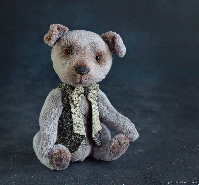 Тедди - собака, Мягкие игрушки, Санкт-Петербург,  Фото №1