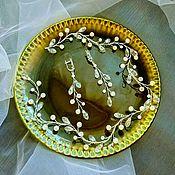 Комплекты украшений ручной работы. Ярмарка Мастеров - ручная работа Свадебный комплект украшений. Само совершенство. Handmade.