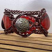 Украшения handmade. Livemaster - original item Carnelian Bracelet. Boho bracelet. Carnelian stone beaded bracelet.. Handmade.