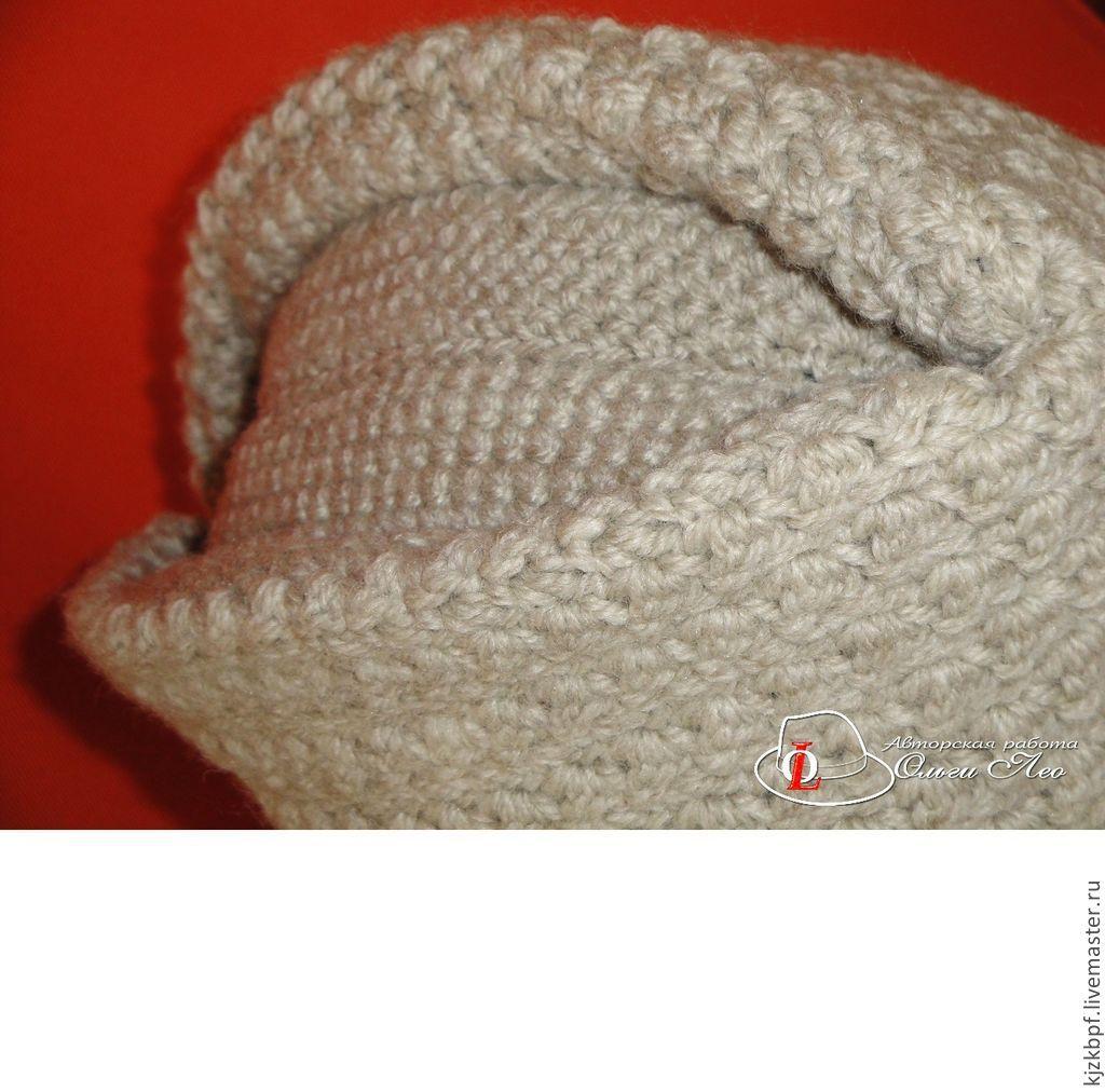 Вязать пилотку шапку спицами женскую