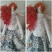 Куклы и игрушки ручной работы. Ярмарка Мастеров - ручная работа Чайная фея Эльвира. Handmade.
