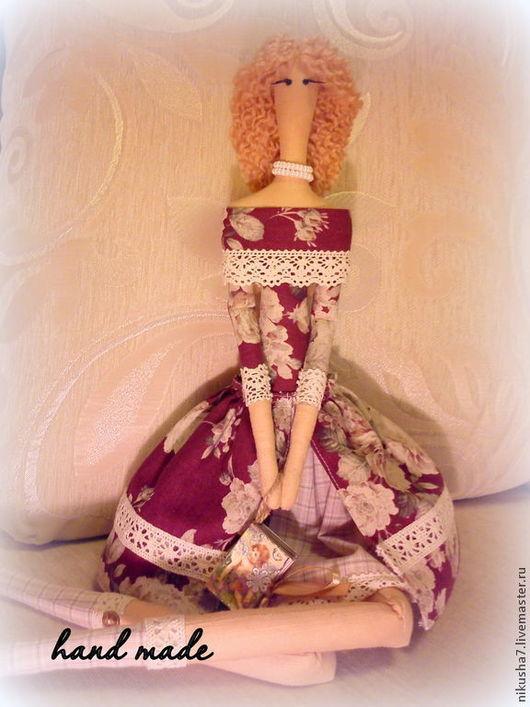 Куклы Тильды ручной работы. Ярмарка Мастеров - ручная работа. Купить Кукла Тильда. Handmade. Кукла Тильда, текстильная кукла