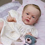 Куклы и игрушки ручной работы. Ярмарка Мастеров - ручная работа Кукла реборн Лола. Handmade.