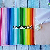 Материалы для творчества handmade. Livemaster - original item Korean soft felt. Handmade.