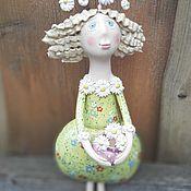 Куклы и игрушки handmade. Livemaster - original item Dolls Spring. Handmade.