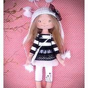 Куклы и игрушки ручной работы. Ярмарка Мастеров - ручная работа Кукла текстильная Рокси). Handmade.