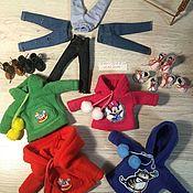 Одежда для кукол ручной работы. Ярмарка Мастеров - ручная работа Одежда для кукол 1/6: Блайз, Барби, БЖД. Handmade.