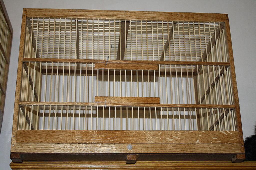 Как сделать деревянные клетки 901