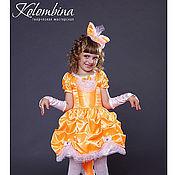 Работы для детей, ручной работы. Ярмарка Мастеров - ручная работа карнавальный костюм лисички, лисы-61. Handmade.