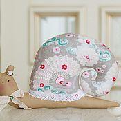Куклы и игрушки handmade. Livemaster - original item Snail Tilde. Handmade.