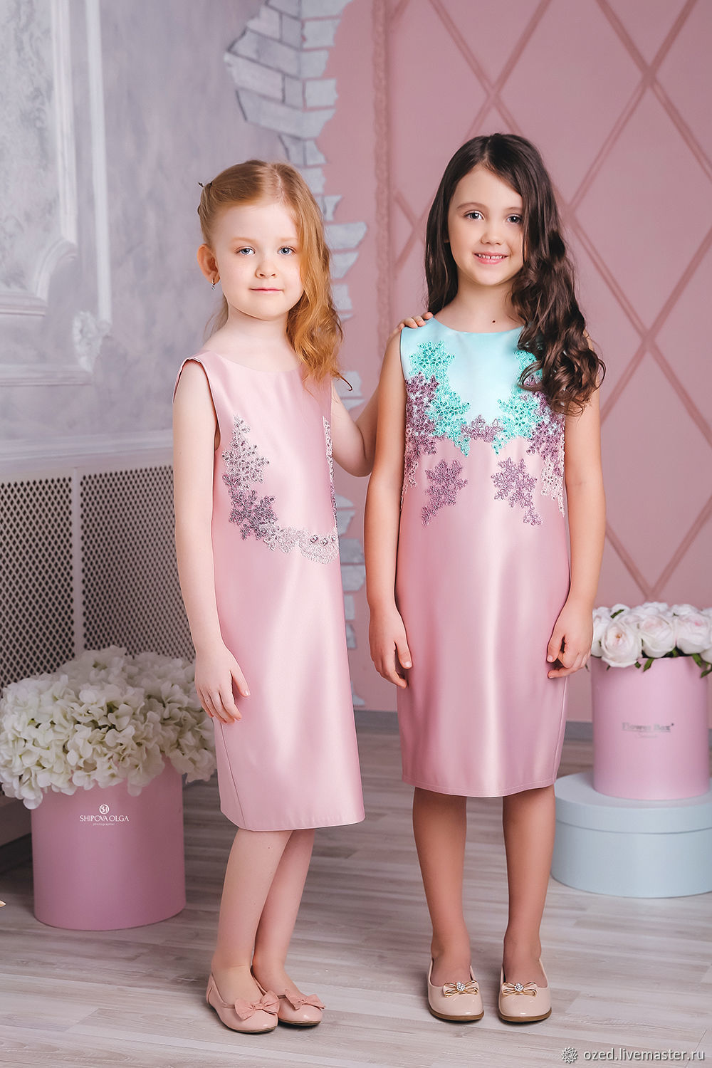 The pink dress from the collection of Lollipop, Dresses, Lyubertsy,  Фото №1