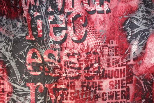 """Шитье ручной работы. Ярмарка Мастеров - ручная работа. Купить Ткань шерстяная """"Город"""" (Германия). Handmade. Ткань, чистая шерсть"""