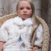 Куклы и игрушки ручной работы. Ярмарка Мастеров - ручная работа Ассоль- девочка мечта!. Handmade.
