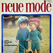 Винтаж handmade. Livemaster - original item Neue mode fashion for dolls 1968. Handmade.